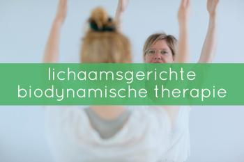 Praktijk Linda Roosemalen - biodynamische therapie